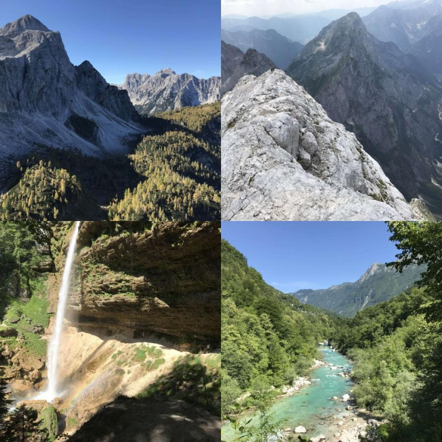 Vandrovc-Globetretter exploring Alpine part of Slovenia